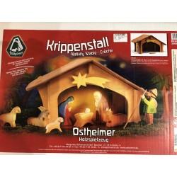 Ostheimer Krippenstall