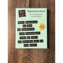 Magnetische Poesie