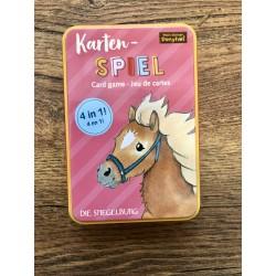 Karten Spiel Ponyhof