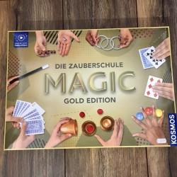 Kosmos Zauberschule Gold...