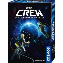 Die Crew von Kosmos
