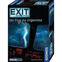 Kosmos Exit Flug ins Ungewisse